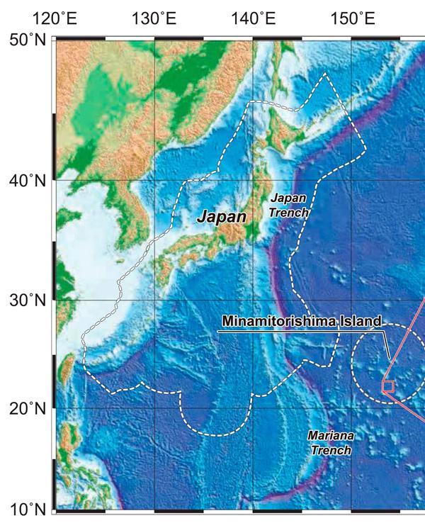 Экспедиции к выпаривателям родниковой воды - Страница 22 Minamitorishima